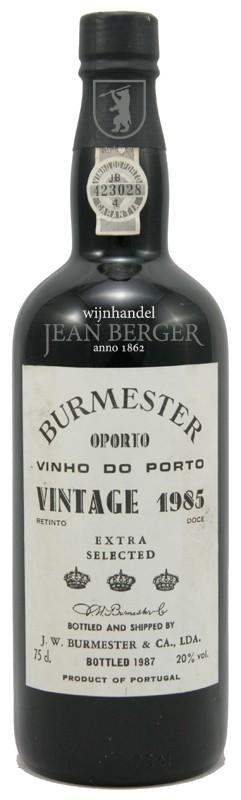 Burmester Vintage 1985 Port