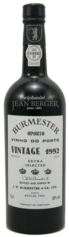 Burmester Vintage 1992 Port