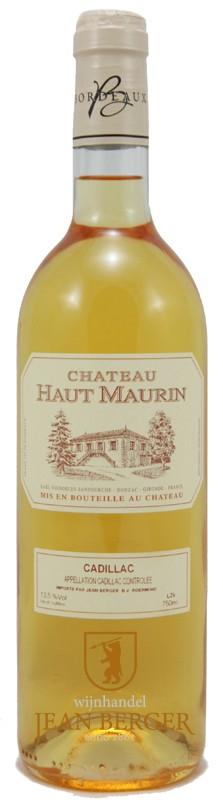 Château Haut Maurin Cadillac