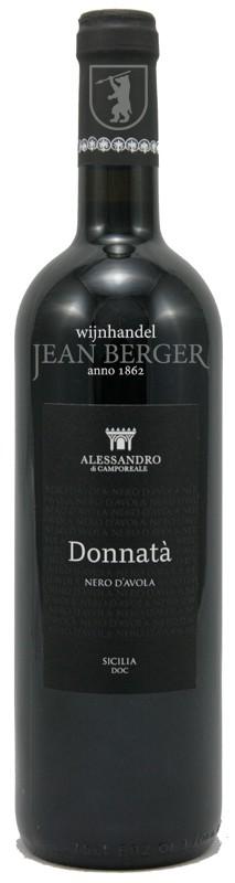 Donnatà, Nero d'Avola d.o.c., Alessandro di Camporeale