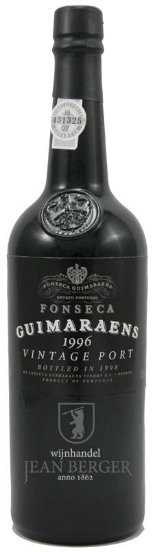Fonseca, Guimaraens Vintage 1996 Port