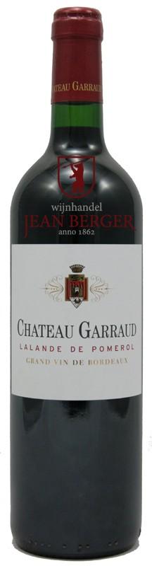 Château Garraud, Lalande-de-Pomerol