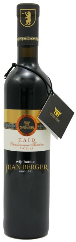 "Kaid ""Vendemmia Tardiva"" i.g.t., Alessandro di Camporeale (0,5 liter)"