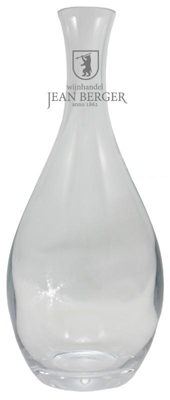 Jean Berger selectie decanteer karaf 1000 ml.