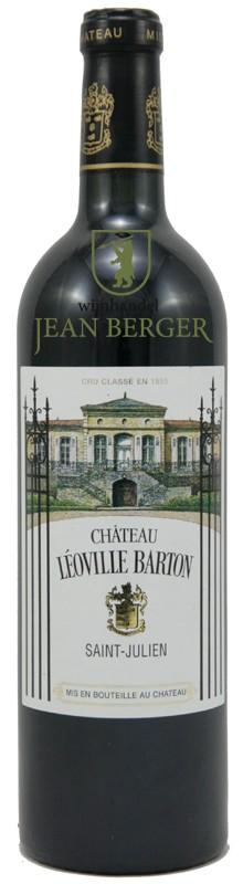 Château Leoville-Barton, Saint-Julien 2me Grand Cru Classé