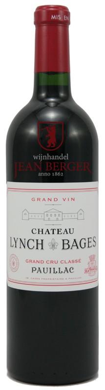 hâteau Lynch Bages, Pauillac 5me Grand Cru Classé