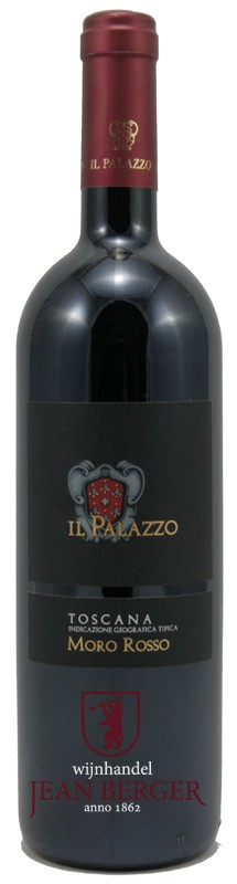 Moro Rosso, i.g.t. Toscana, Tenuta Il Palazzo
