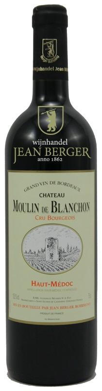 Château Moulin de Blanchon, Cru Bourgeois Haut-Médoc