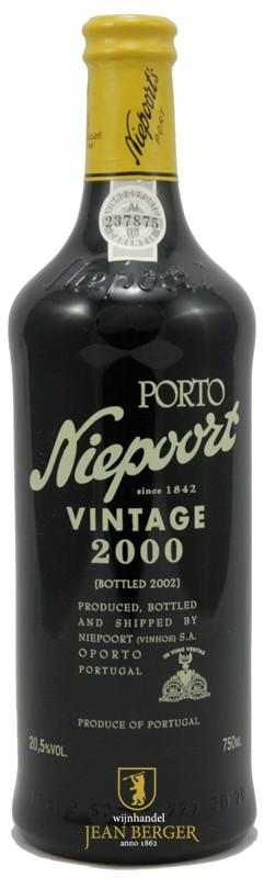 Niepoort Vintage 2000 Port