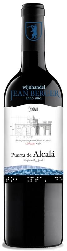 Puerta de Alcalá rood, D.O. Vinos de Madrid, Vinos Jeromín