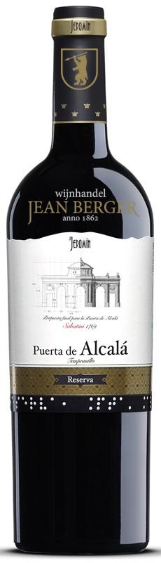 Puerta de Alcalá Reserva, D.O. Vinos de Madrid, Vinos Jeromín