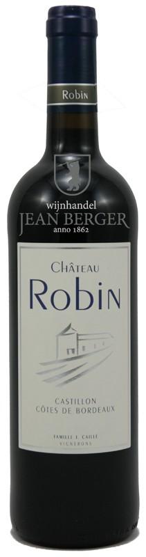 Château Robin, Castillon-Côtes de Bordeaux