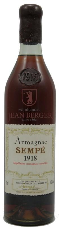 Armagnac 1918, Sempé