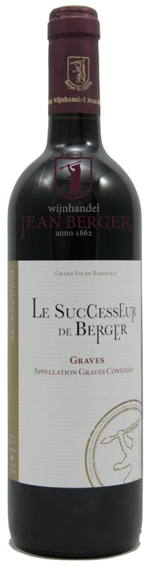 Le Successeur de Berger, Graves rouge