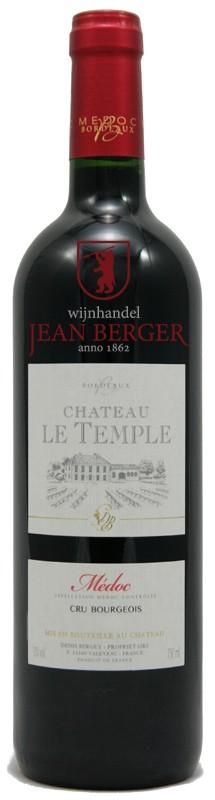 Château Le Temple, Médoc Cru Bourgeois