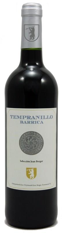 Tempranillo Barrica, Crianza 2018, D.O. Navarra