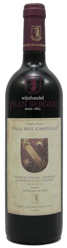 Vega del Castillo Reserva, d.o. Navarra
