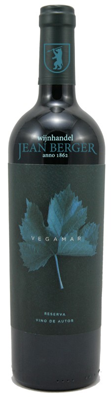 "Vegamar Reserva ""Vino de Autor"", Bodegas Vegamar"