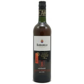 Amontillado Medium Dry Sherry, Barbadillo