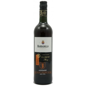 Oloroso Sherry (full-flavoured, dry and nutty), Barbadillo