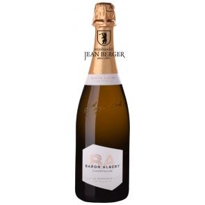 Champagne Baron Albert, La Pimpante Brut, Blanc de Blancs Fûts