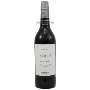 """La Cilla"", Pedro Ximenez Sweet Sherry, Barbadillo"